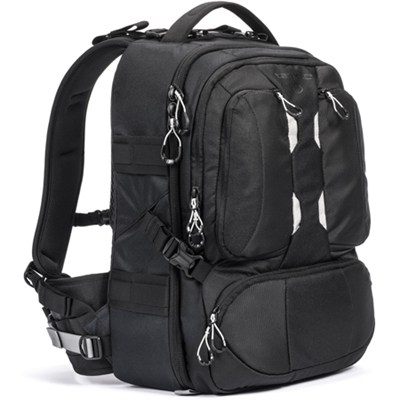 ANVIL Slim 15 Photo DSLR Camera and Laptop Backpack (Black) - T0230-1919