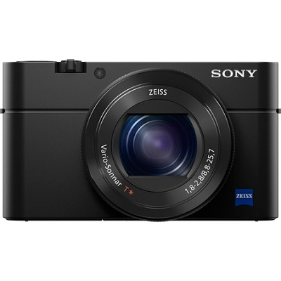 DSC-RX100M IV Cyber-shot Digital Still 20.1 MP 1` Sensor Camera