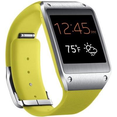 Galaxy Gear Smartwatch - Lime Green - OPEN BOX