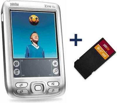 Zire 72 Handheld - OPEN BOX