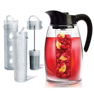 P Flavor It Tea Pitcher 2.9qts