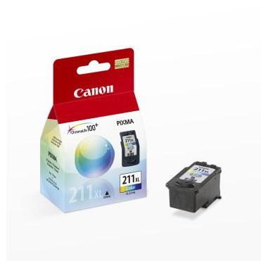 CL-211 XL Cartridge (Color) for iP2702, MX410, MX410 Printers