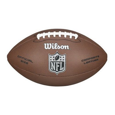 NFL Platinum Official Recreational Football