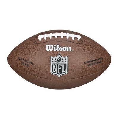 NFL Platinum Official Recreational Football