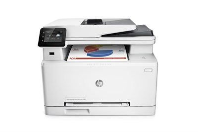 LaserJet M277DW Laser Wireless Color Multifunction Printer - OPEN BOX