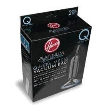 Platinum Lightweight Upright Bag-Hepa
