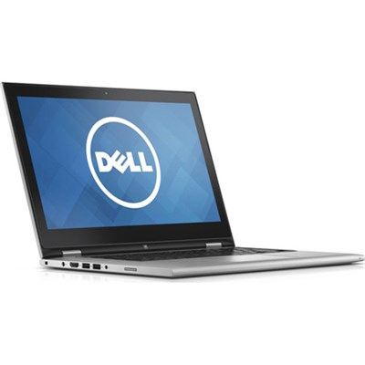 Inspiron 13 13.3` FHD Touch 256GB Intel Core i7-6500U Notebook PC - Refurbished