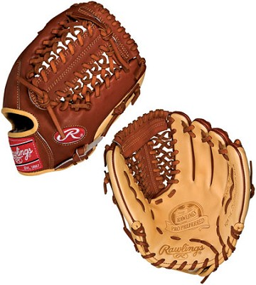 Rawlings Pro Preferred 12in 2-Tone Baseball Glove - Right Handed Throw