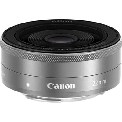 EF-M22mm F2 STM (SL) Camera Lens