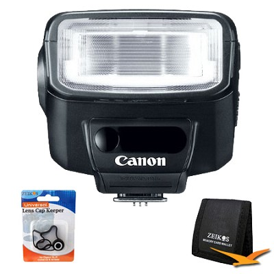 Speedlite 270EX II Flash for Canon SLR Cameras Exclusive Pro Kit