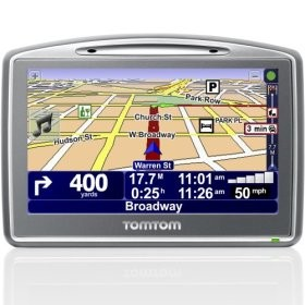 GO 920 Portable GPS Navigation System With 4.3` Touchscreen