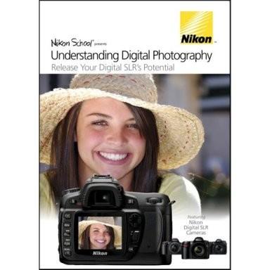 Instructional DVD - Understanding Digital Photography - featuring Nikon DSLRs