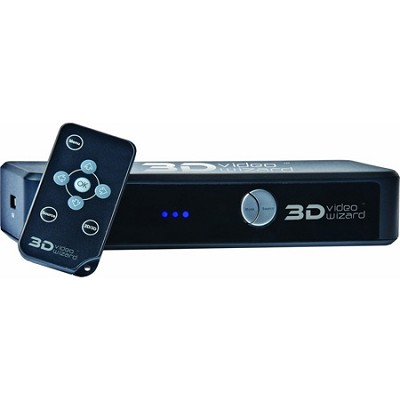 Console with 2 Pack of 3D Adult Glasses