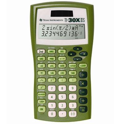 TI30XIIS  Lime Green