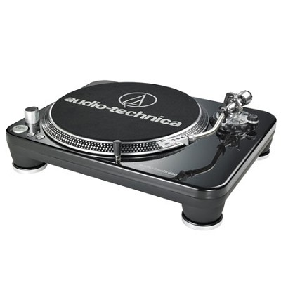 ATLP240USB Direct Drive USB Pro Turntable