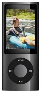 iPod nano 8 GB Black (5th Generation)