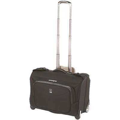 22` Carry-on Rolling Garment Bag (Black) - 4091340