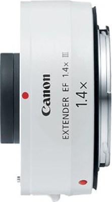 EF 1.4X III Telephoto Extender for Canon Super Telephoto Lenses (OPEN BOX)