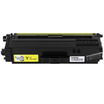 Yellow High Yield Toner Cart