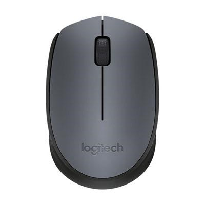 M170 Wireless Mouse in Grey - 910-004425