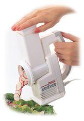 Salad Shooter Electric 66 Watt Slicer-Shredder
