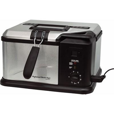 20010610 Indoor Electric Fish Fryer