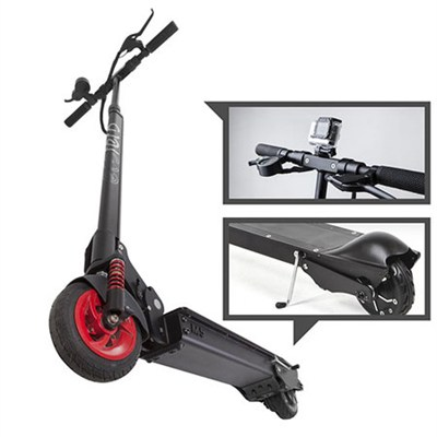 M3 Electric E-Scooter, Blazing Red