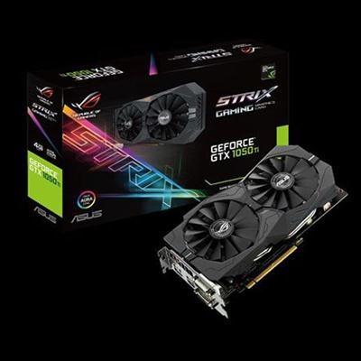 GeForce GTX 1050 Ti 4GB ROG STRIX Gaming Graphics Card - STRIX-GTX1050TI-4G-G