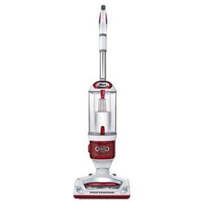 NV500 - Rotator Pro Lift-Away HEPA Bagless 3-IN-1 Upright Vacuum Red REFURBISHED