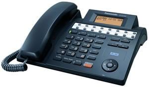 KX-TS4100B 4-Line Corded Phone System W/ Speakerphone