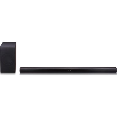 SH7B 360W 4.1ch Music Flow Wi-Fi Sound Bar w Wireless Sub