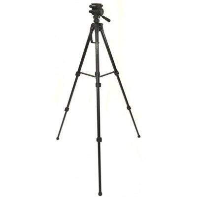 ST-650 65` Lightweight Camera/Camcorder Tripod - OPEN BOX