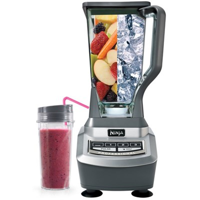 BL740 Ninja Professional Blender & Nutri Ninja Cups REFURBISHED