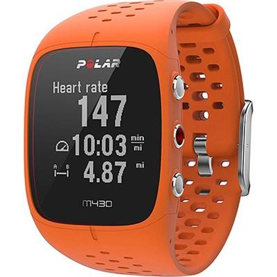 M430 GPS Running Watch Orange
