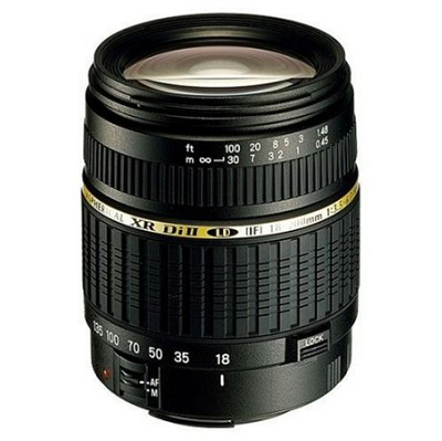 18-200mm F/3.5-6.3 AF DI-II LD Lens f/ Nikon w/ Built-in motor - REFURBISHED
