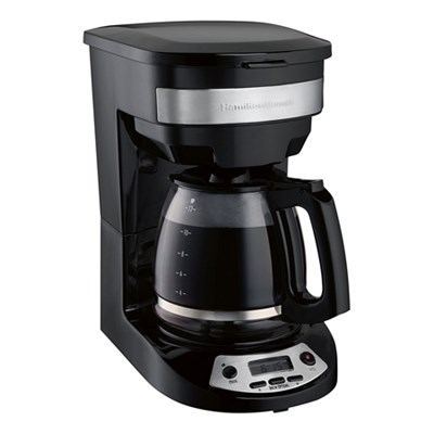 46299 12 Cup Automatic Drip Coffee Maker