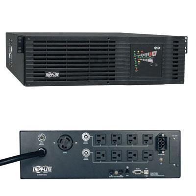 3kVA 2400W 3U Rackmount Uninterruptible Power Supply - SU3000RTXL3U