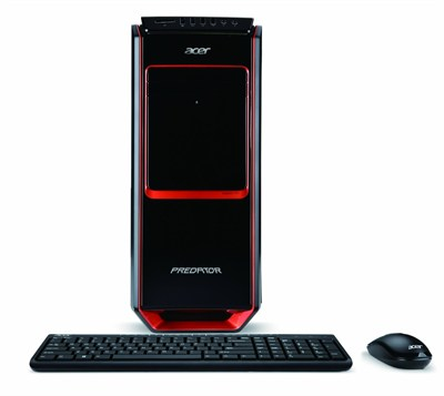 Aspire Predator G3605 Desktop Computer - Intel Core i7-4790 3.60 GHz