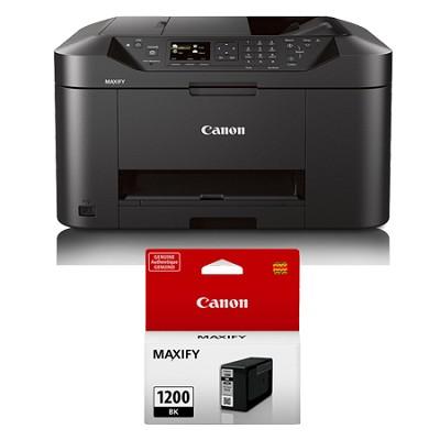 MAXIFY MB2020 Wireless Home Office All-in-One Printer + Bonus Black Ink Bundle