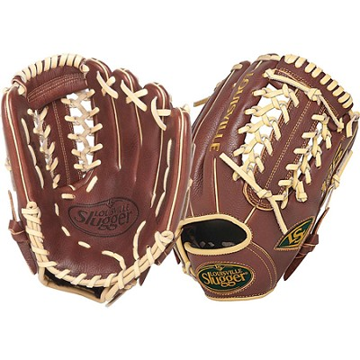 11.5-Inch FG 125 Series Baseball Infielders Glove Left Hand Throw - Brown