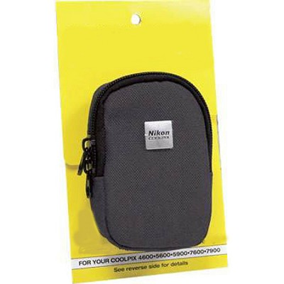 Carry Case for Coolpix L-series Cameras