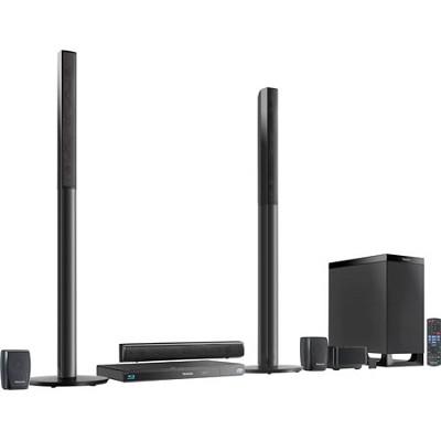 SC-BTT770 5.1 Channel 3D Blu-Ray WiFi Cinema Surround Home Entertainment System