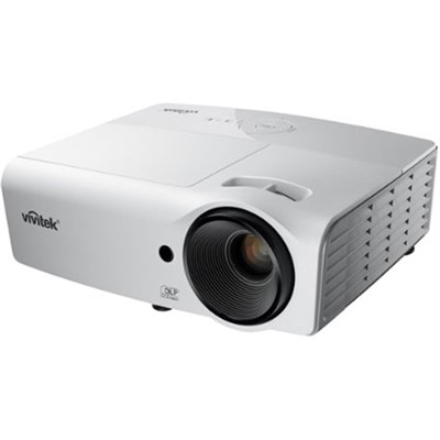 D554 3000-Lumen 3D HDMI Portable DLP Projector - OPEN BOX