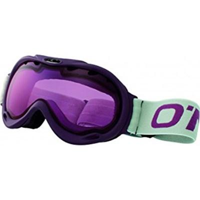 SnowGoggles M Plum Purple Lens