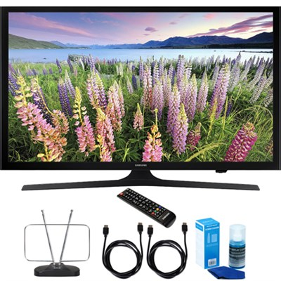 UN48J5000 - 48` Full HD 1080p LED HDTV with Cord & Clean-Up Bundle