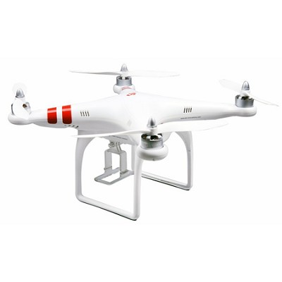 Phantom Aerial UAV Drone Quadcop Multi-rotor Syst.GoPro Mount - OPEN BOX