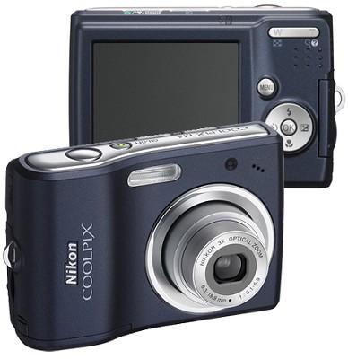 Coolpix L14 Digital Camera (Blue)