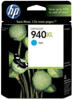 PS HP Officejet 940XL Cyan Ink Cartridge
