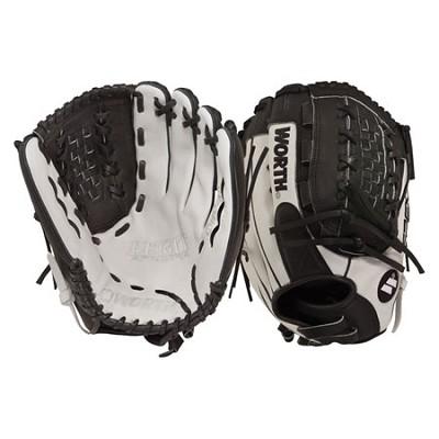 Legit Series 12.5-inch Fastpitch Softball Glove (Right-Hand Throw)