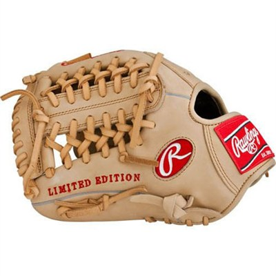 Gamer XLE 2016 Limited Edition Baseball Glove - Camel, Left Hand Throw